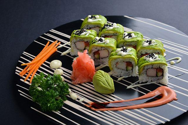 Món chay mang phong cách Nhật Bản tại Zen Herbivore