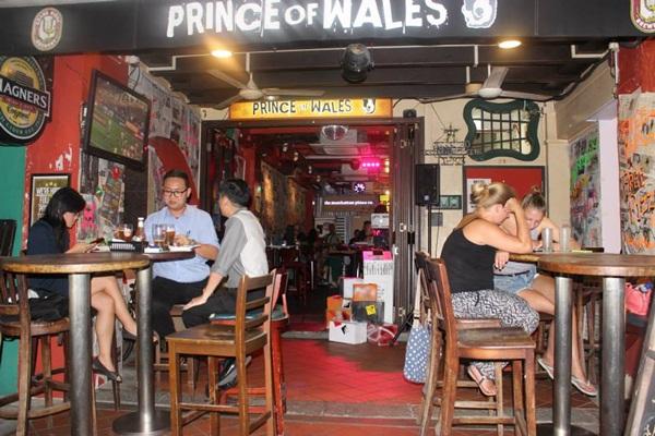 Hostel Prince of Wales là địa điểm lưu trú tốt cho dân đi bụi Singapore