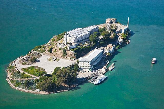 Bí mật thú vị về hòn đảo Alcatraz ở Francisco
