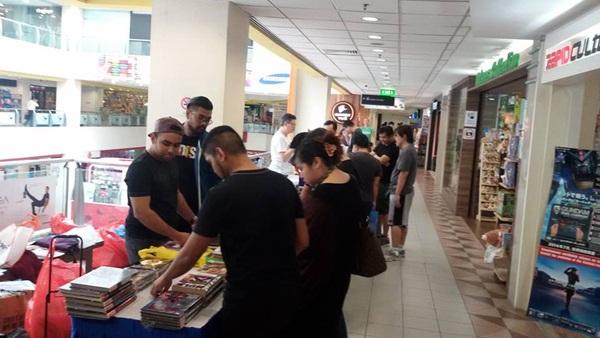 Trung tâm mua sắm đồ điện tử nổi tiếng Funan Digital Mall ở Singapore