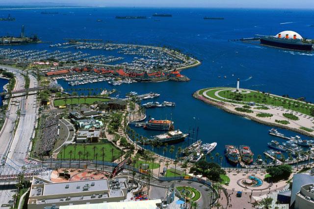 Long Beach điểm đến hút khách ở Los Angeles