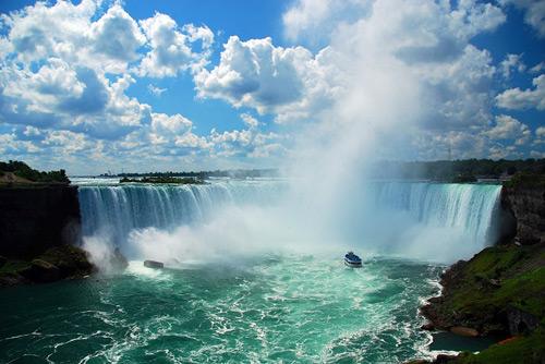 Vẻ đẹp hùng vĩ của thác Niagara