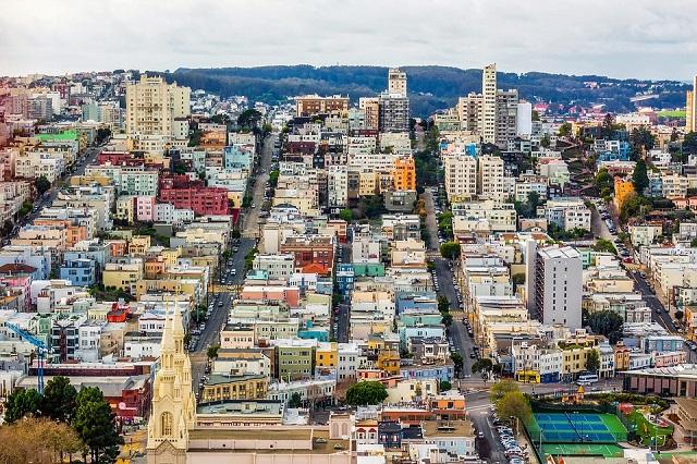 San Francisco - thành phố quyến rũ nhất nước Mỹ