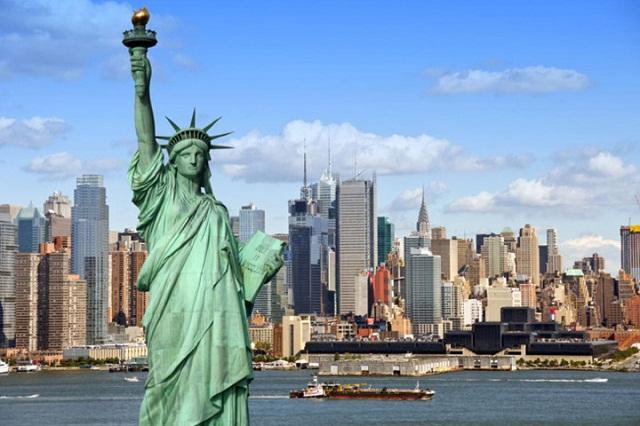 Nước Mỹ rộng lớn và xinh đẹp