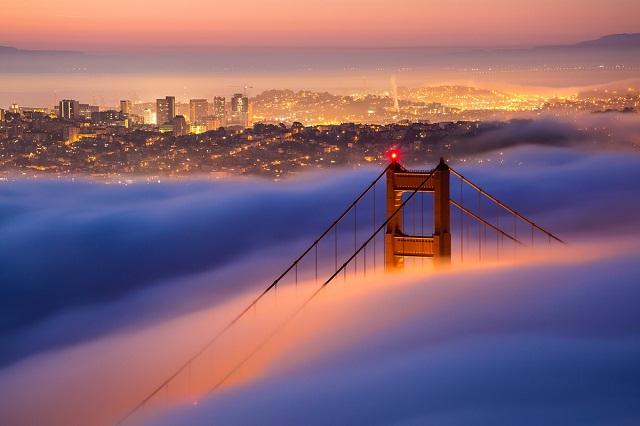 Thành phố sương mù – thành phố quyến rũ của nước Mỹ