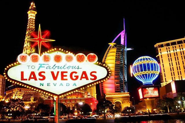 Las Vegas luôn nằm trong những điểm đến hấp dẫn nhất Hoa Kỳ