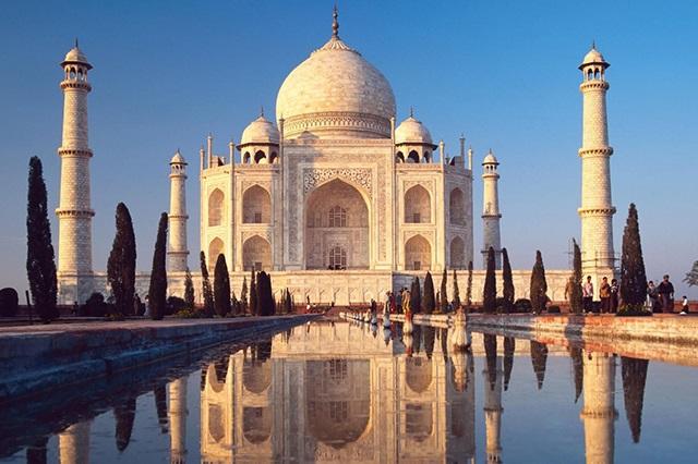Ấn Độ đang là địa điểm thu hút đông đảo khách du lịch