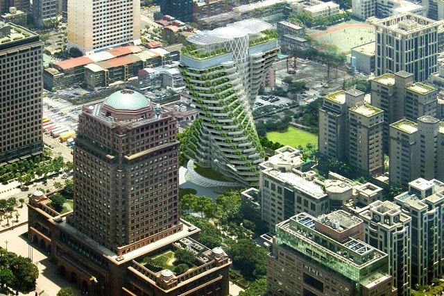 Đài Bắc – thành phố lớn nhất của Đài Loan