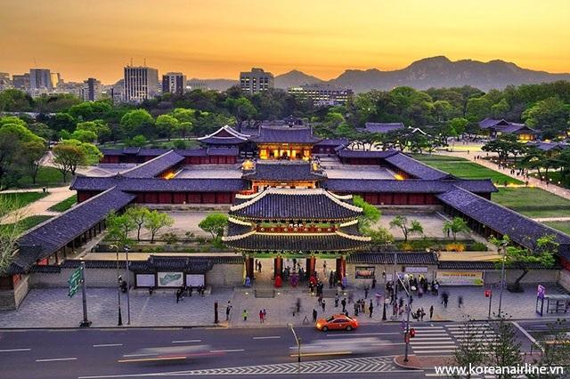 Hàn Quốc luôn là nơi thu hút đông đảo du khách tới tham quan du lịch