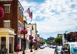 Foggy Bottom – khu phố cổ nhất thủ đô Washington