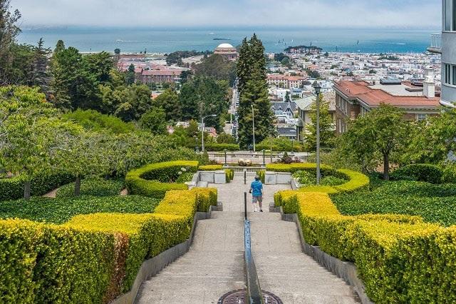 Pacific Heights – khu phố tỷ phú sở hữu cảnh quan tuyệt đẹp