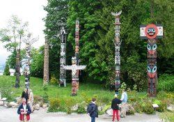 Thăm quan công viên Stanley – Vancouver