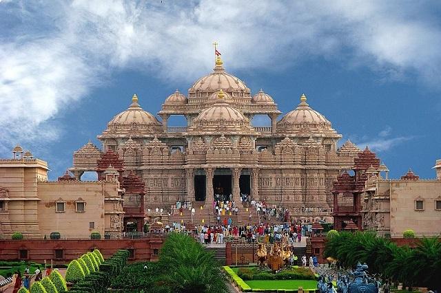 Một nhà thờ độc đáo ở New Delhi