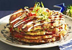 """Những món ăn đường phố """"càng ăn càng ghiền"""" ở Nhật"""