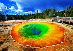 Thực hư bí mật về công viên quốc gia Yellowstone