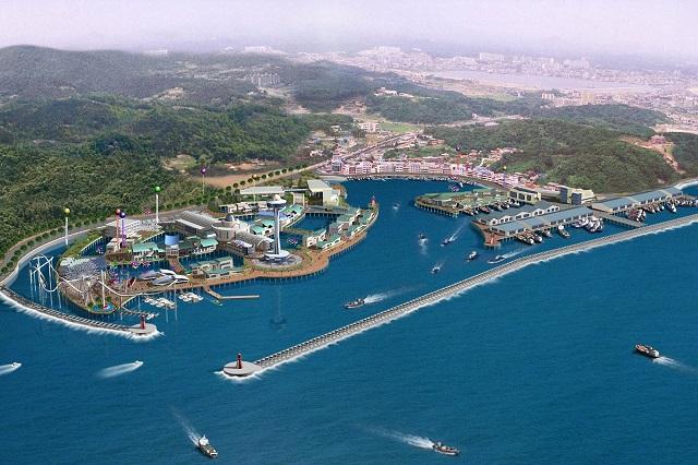 Sokcho, thành phố biển xinh đẹp của Hàn Quốc