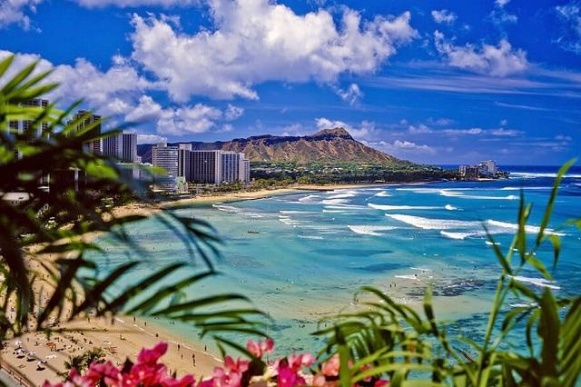Honolulu, một trong những thành phố biển hấp dẫn nhất thế giới