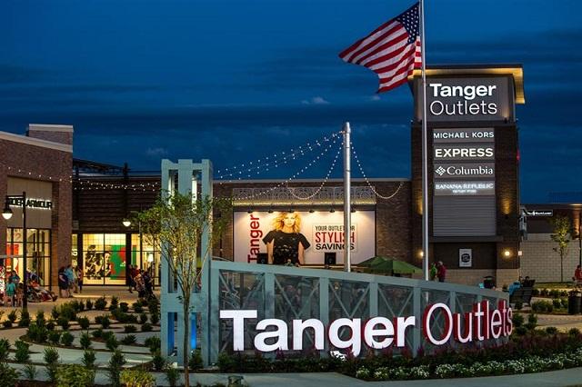 Tanger Outlet Factory địa chỉ mua sắm hàng hiệu với giá rẻ bất ngờ