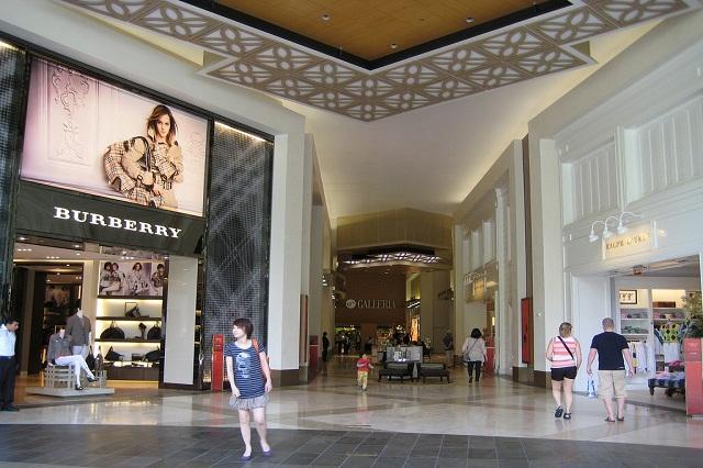 DFS Galleria Waikiki – khu mua sắm miễn thuế nằm ngay trung tâm Waikiki