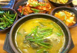Các khu phố ẩm thực lừng danh Hàn Quốc