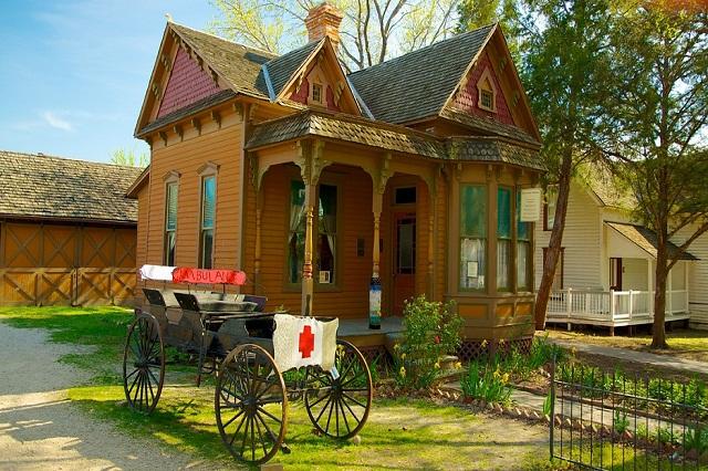 Đây là điểm giúp bạn hiểu rõ về cuộc sống người dân sống ở Texas vào thế kỷ 19Đây là điểm giúp bạn hiểu rõ về cuộc sống người dân sống ở Texas vào thế kỷ 19