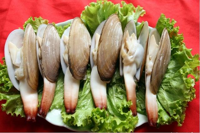 Món ốc vòi voi có giá trị dinh dưỡng cao và món đặc sản thu hút nhiều thực khách