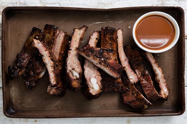 Thịt nướng ở Alabama được chế biến theo công thức từ những năm 1950