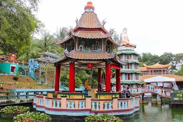 Haw Par Villa – công viên chủ đề nổi tiếng ở Singapore