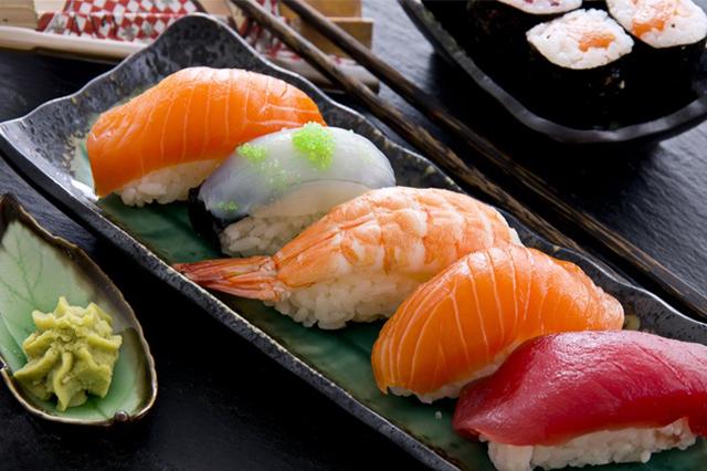 Sushi món ăn mang lại niềm tự hào cho đất nước