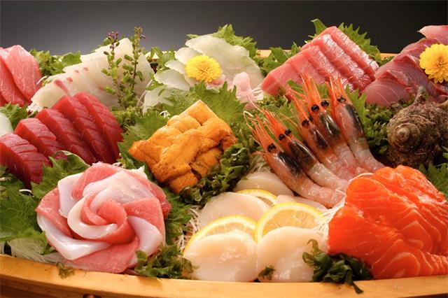 Sashimi - nét đặc trưng văn hóa ẩm thực Nhật Bản