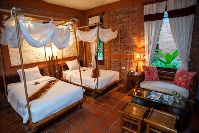 Đến Vạn Chài Resort, bạn sẽ có cảm giác như quay ngược thời gian trở về những ngày xưa hoài cổ