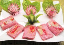 Mê mẫn trước những món ăn độc đáo ở Bình Định ngày Tết