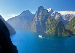 Ngỡ ngàng trước những vườn quốc gia đẹp nhất New Zealand
