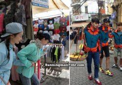 Các tập Running man ghi hình ở nước ngoài hay và vui nhộn nhất – Chương trình truyền hình thực tế Hàn Quốc
