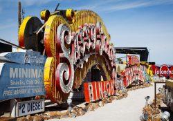 Tham quan bảo tàng Neon độc đáo của Las Vegas