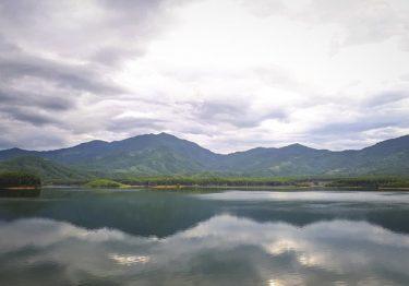 Dân phượt Đà Nẵng lũ lượt rủ nhau đến hồ Hoà Trung dã ngoại