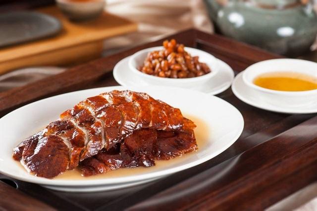 Ngỗng quay là một trong những đặc sản hàng đầu trong ẩm thực Hong Kong